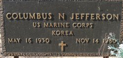 Columbus N Jefferson