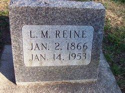 "Louis M ""Louie"" Reine"