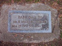 Baby Daughter Zeidler
