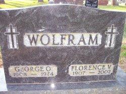 Florence V Wolfram