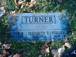 Oliver B Turner