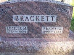 Frank Z Brackett