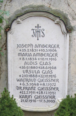 Maria Amberger