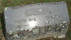 Hattie Mae <I>Hartshorn</I> Moore