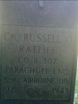 Corp Russell Oland Ratliff