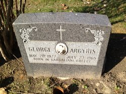 George Argyris