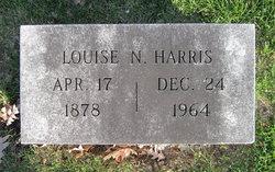 Carrie Louise <I>Neltnor</I> Harris