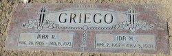 Ida H Griego