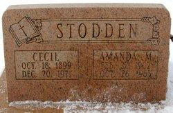 Cecil Stodden