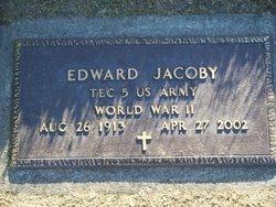 Edward Jacoby