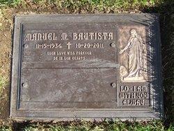Manuel M. Bautista