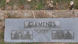 Jane B Clements