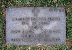 Charles Parker Smith