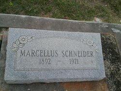 Marcellus Otto Schneider