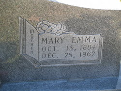 Mary Emma <I>Gandy</I> Kyle
