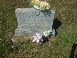 Clara Catherine <I>Wilson</I> Allen