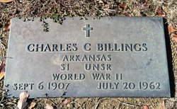 Charles Clifton Billings