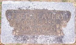 "Fredrick Porter ""Fred"" Avery"
