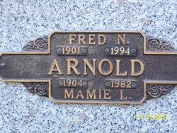 Mamie Lou <I>Lilly</I> Arnold