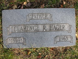 Clarence R Hager