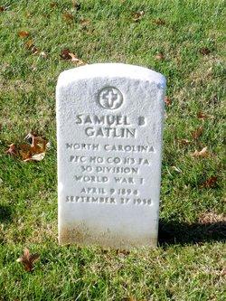 Samuel B Gatlin