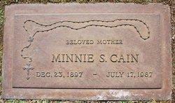 Minnie Dos Santos <I>Souza</I> Cain