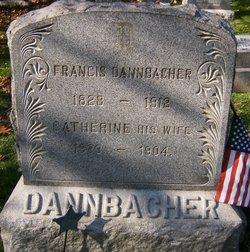 Catherine <I>Schiener</I> Dannbacher