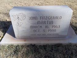 John Fitzgerald Martin