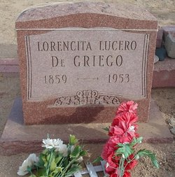 Lorencita <I>Lucero</I> Griego