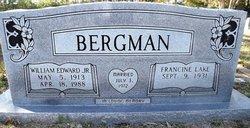 William Edward Bergman, Jr