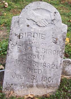 Birdie E Birch