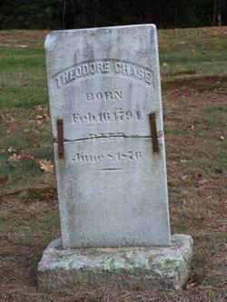 Theodore J Chase