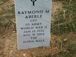 Raymond Maurice Aberle