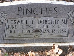 Dorothy M Pinches