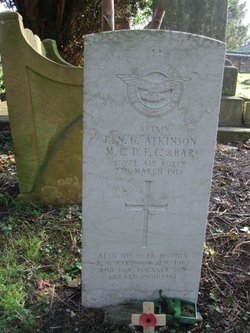Capt Rupert Norman Gould Atkinson