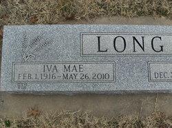 Iva Mae <I>Lipke</I> Long