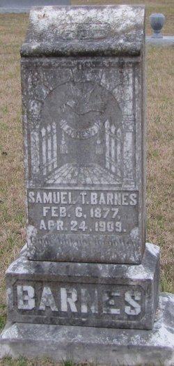 Samuel T Barnes