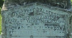 Margaret Alderson