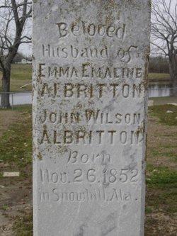 John Wilson Albritton