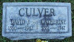 Catherine Matilda <I>Beabout</I> Culver