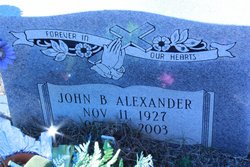 John Billy Alexander