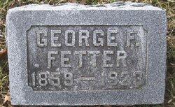 George Frederick Fetter