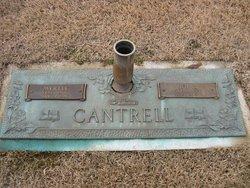 Myrtle Lou <I>Hamilton</I> Cantrell