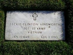 Jackie Clinton Ainsworth