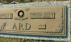 Myrtle <I>Jones</I> Ard