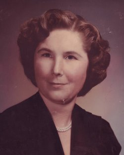 "Dorothy LaVern McRorey ""LaVern"" <I>Hill</I> Nordine"