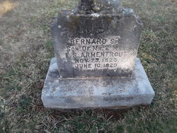 Bernard S L Armentrout