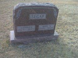 Mary Nancy <I>Hunter</I> Segar