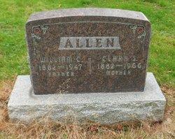 Clara S Allen