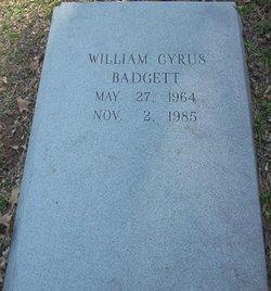 William Cyrus Badgett